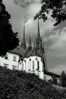 Free Church Royalty Free Stock Photos - 10150698