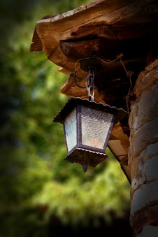 Free Old Street Lamp Royalty Free Stock Photography - 10151407