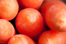 Free Carrot 3 Royalty Free Stock Image - 10152186