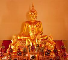 Free Buddha Statue Royalty Free Stock Photo - 10152965