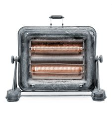 Free Antique Heater Stock Photo - 10154260