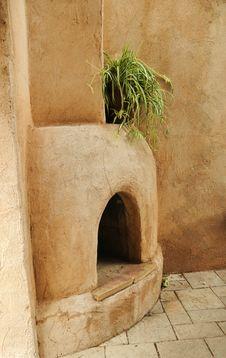 Free Adobe Fireplace Stock Photography - 10154822