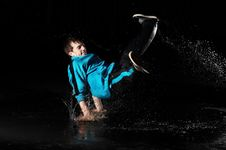 Free Dancer Stock Photography - 10155162