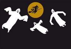 Free Halloween Monsters Stock Photos - 10157223