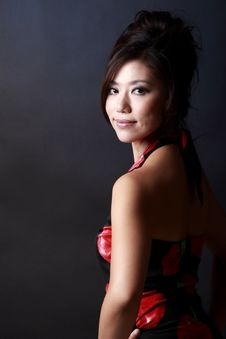 Free Japanese Young Woman Royalty Free Stock Photo - 10157605