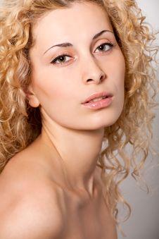 Free Sexy Blond Royalty Free Stock Photos - 10157638