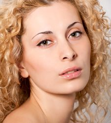 Free Sexy Blond Stock Image - 10157641