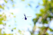Free Helicopter Royalty Free Stock Photos - 10157858