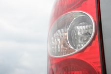 Free Car Light Royalty Free Stock Images - 10159259