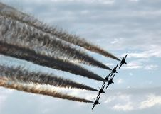 Free Blue Angels Formation Stock Photos - 101537073