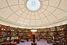 Free Liverpool Central Library Picton Reading Room Stock Photography - 101541532