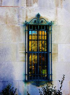 Free Wall, Iron, Window, Facade Royalty Free Stock Photos - 101557148