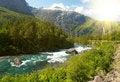 Free Mountain Landscape Stock Photos - 10164483