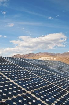 Free Solar Panel Royalty Free Stock Photography - 10160317