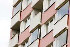 Free Apartment Building Royalty Free Stock Image - 10162086