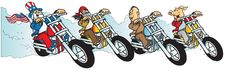 Free Uncle Sam S Ride Out Stock Photo - 10163020