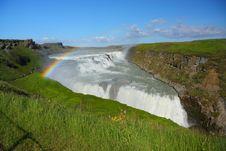 Free Gullfoss (Golden Falls) Stock Image - 10164851