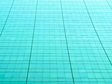Free Metallic Teal Color Grid Stock Photography - 10165552