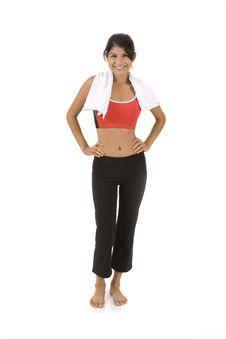 Free Fitness Stock Image - 10165671