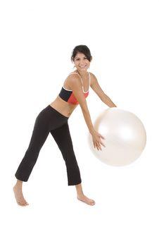 Free Fitness Royalty Free Stock Photo - 10165685