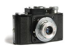 Free Old Photo Camera Stock Photography - 10167282