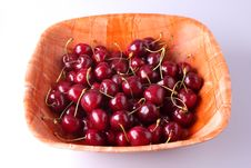 Free Sweet Cherries Royalty Free Stock Photography - 10167617