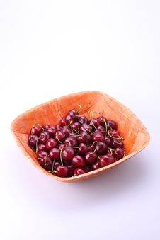 Free Sweet Cherries Royalty Free Stock Images - 10167639