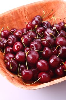 Free Sweet Cherries Royalty Free Stock Photos - 10167658