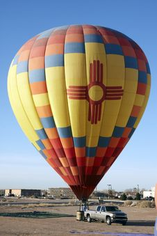 Free Hot Air Balloon Royalty Free Stock Images - 10168219