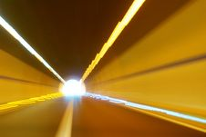 Free Highway And Tunnel Stock Photos - 10168223