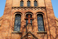 Free Saint Jakub Church In Barcin Royalty Free Stock Image - 10168236
