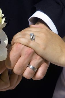 Free Newlyweds Stock Photo - 10168260