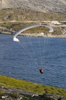 Free Paraglider Stock Photos - 10168653
