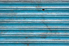 Dirty Old Colored Wood Royalty Free Stock Image