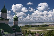 Free Monastery Stock Photography - 10168862