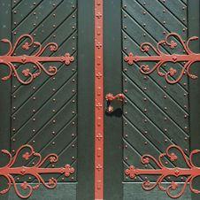 Free Door Royalty Free Stock Image - 10169696