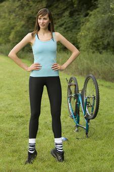 Free Fitness Woman Stock Photos - 10169713