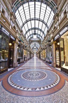 Free County Arcade Victoria Quarter Leeds Stock Image - 101607601