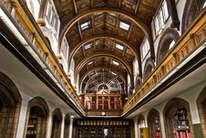 Free Leeds Central Library Royalty Free Stock Photography - 101610257
