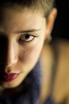 Free Eyebrow, Face, Lip, Beauty Stock Photo - 101629990