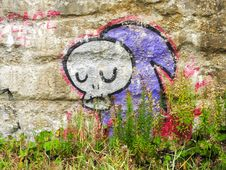 Free Graffiti 210 Royalty Free Stock Photo - 101699615