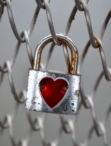 Free Love Locks Royalty Free Stock Photography - 101699767