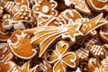 Free Gingerbread Cookies Stock Image - 10170661