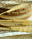Free Wheat Ears And Bread Royalty Free Stock Image - 10176726