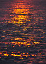 Free Sunset Over Water Royalty Free Stock Image - 10177406