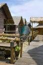 Free Small Fishing Village Royalty Free Stock Photo - 10178155