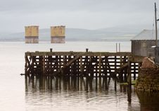Free Cromarty Harbor Royalty Free Stock Photography - 10170017