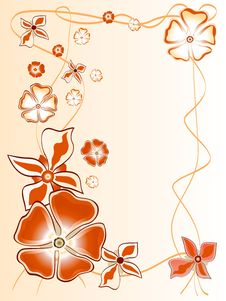 Free Floral Background Stock Images - 10171514