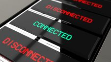 Free Connected Display Stock Image - 10171661