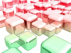 Free Cubes Stock Photo - 10172630